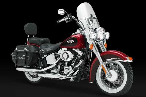 哈雷 Harley-Davidson经典版继承者Heritage Softail® Classic