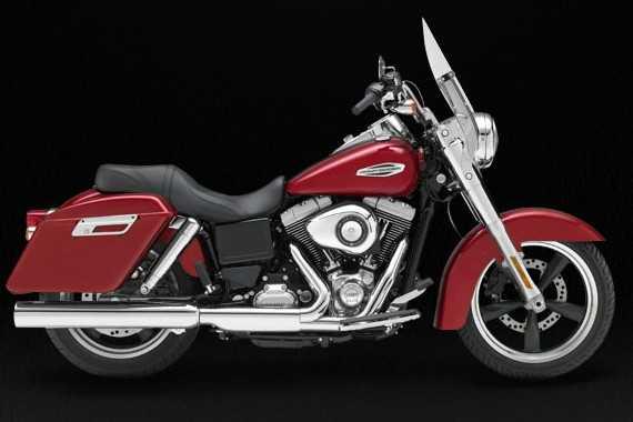 哈雷 Harley-Davidson戴纳征途Switchback