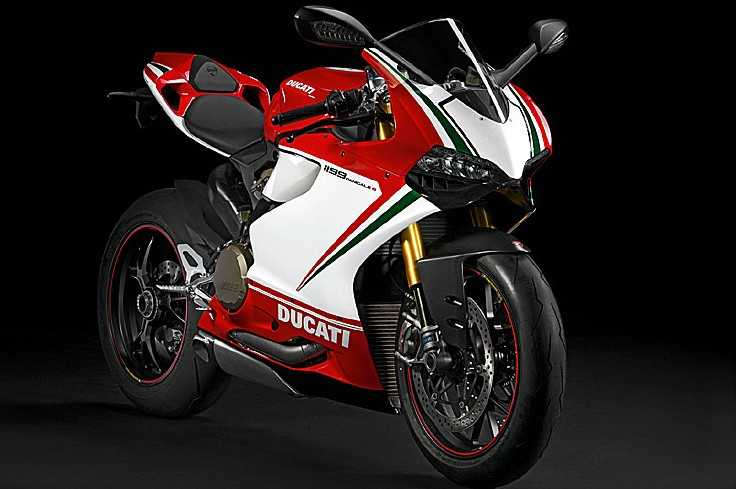 杜卡迪 Ducati1199 Panigale S