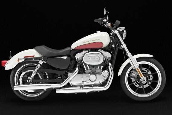 哈雷 Harley-Davidson883低座超级版Superlow®