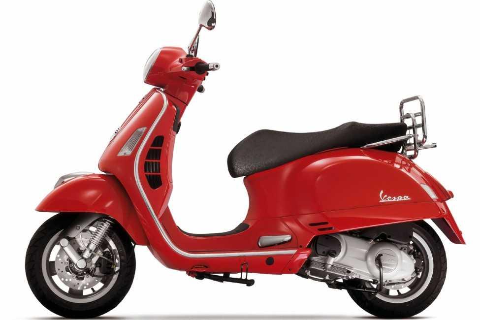 比亚乔 piaggio2012 Vespa LX 3V