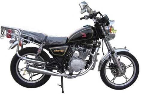 国本铃木太子GB125
