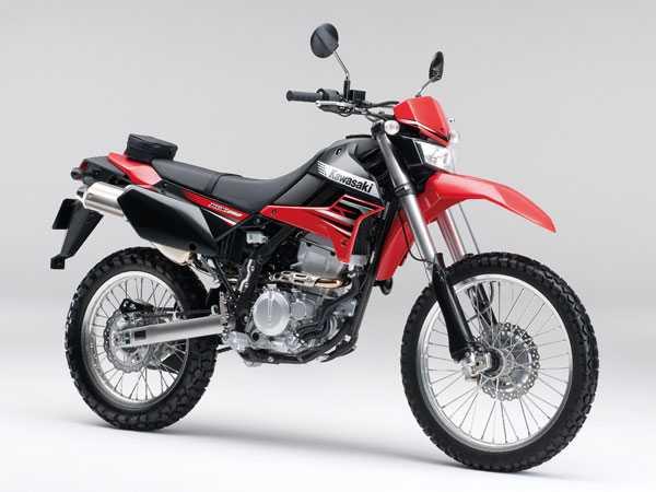 川崎 KawasakiKLX250