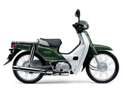 本田 Honda超级幼狐Super Cub 110