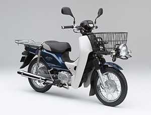 本田 Honda 超级幼狐