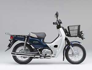 本田 Honda超级幼狐Super Cub 110 POR