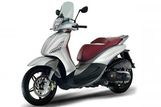 比亚乔 piaggioBV 350