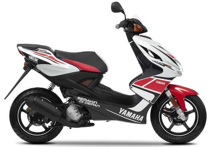雅马哈 Yamaha[Aerox WGP(50周年纪念版)]