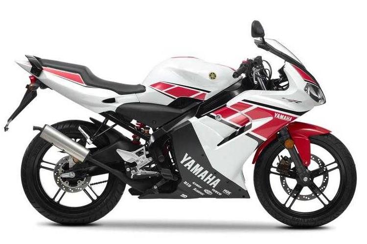雅马哈 Yamaha[TZR50 WGP(50周年纪念版)]
