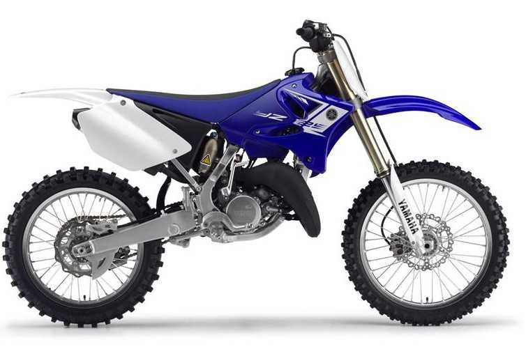 雅马哈 Yamaha[YZ125]