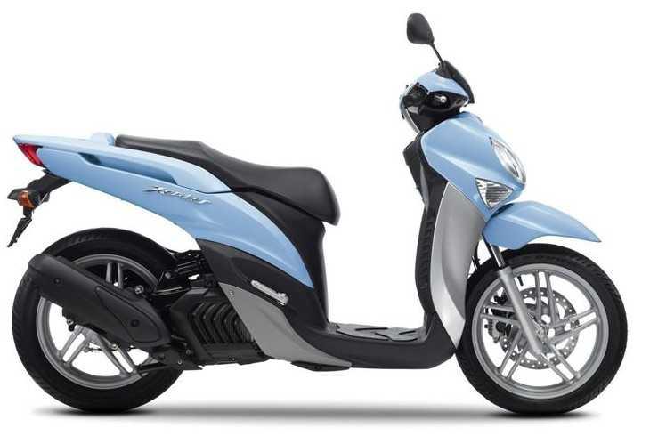 雅马哈 Yamaha[Xenter 125]