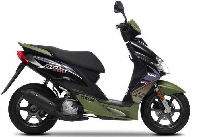 雅马哈 Yamaha[JogRR]