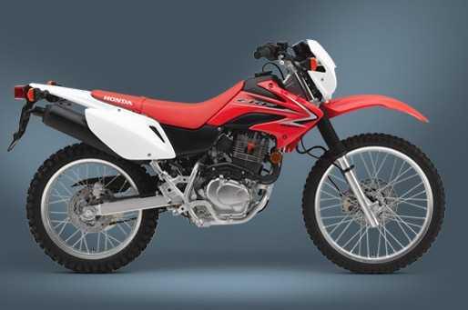 本田 HondaCRF230L