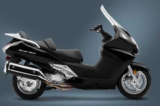 本田HondaSilver Wing ABS