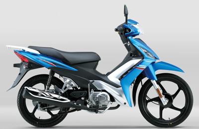 供应豪爵铃木 炫迪hj110-5二轮摩托车