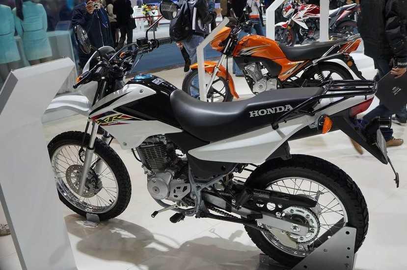越野摩托车 新大洲本田 xr125(出口)