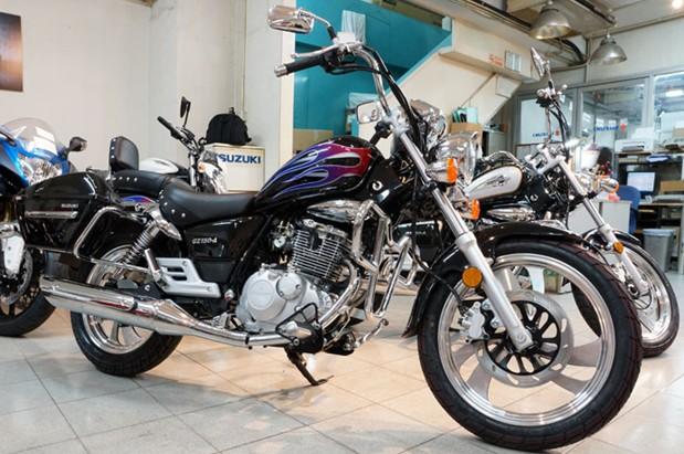 铃木 Suzuki2012 GZ150A