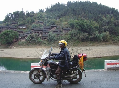 我的摩旅生涯行遍贵州(中)
