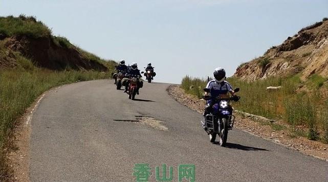 [穿越中国47]武川到锡林浩特