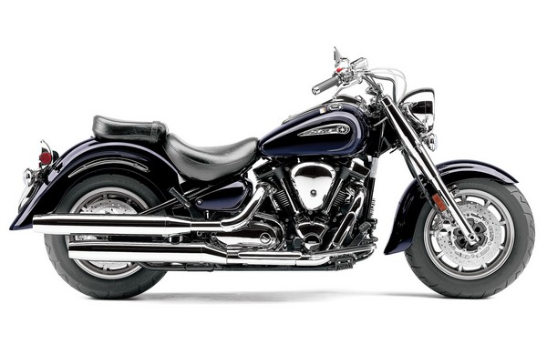 新图案:Yamaha 2014'Road Star S 美国版