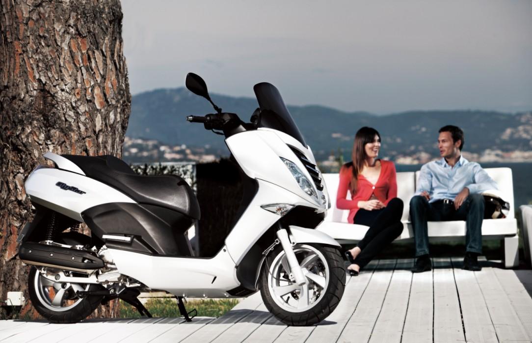 特色的欧式设计风格,势必引领新一轮的豪华踏板潮流