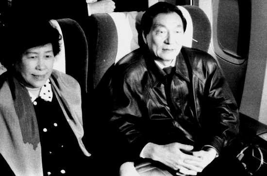 朱镕基呼应习李新政