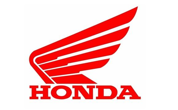 雅马哈与本田摩托车的标志对比
