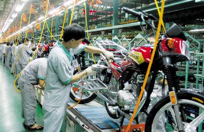 恒久的制造业摩托车产业是否迎来新机遇