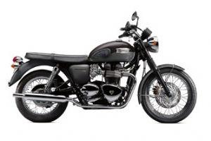 凯旋 Triumph 2013 Bonneville T100