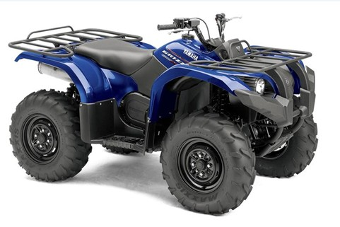 雅马哈 YamahaGrizzly 450 IRS