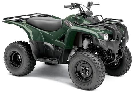 雅马哈 YamahaGrizzly 300