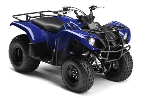 雅马哈 YamahaGrizzly 125