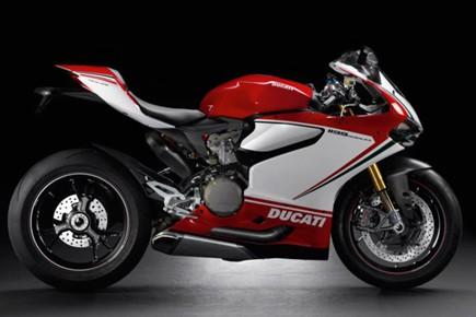 杜卡迪 DucatiSuperbike 1199 Panigale S Tricolore