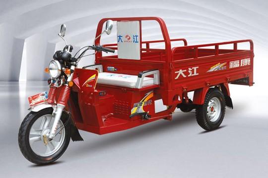 大江三轮摩托车 大江小福星110轴传动 三轮摩托车 三轮农用车图片_8