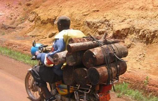 喀麦隆全国近99%的摩托车产自中国
