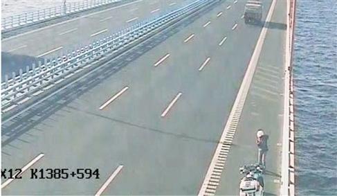 为给30多万的哈雷摩托过户小伙北京温州千里走单骑