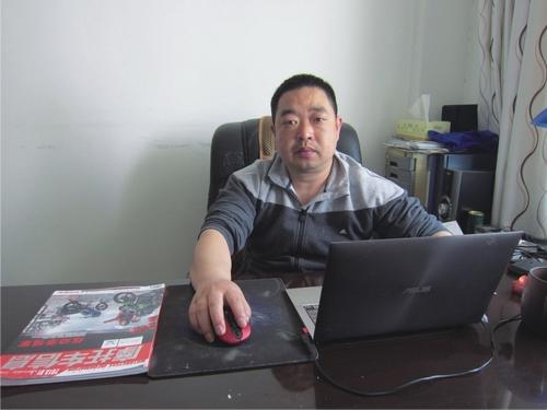 访嘉陵武汉销售分公司总经理刘俊