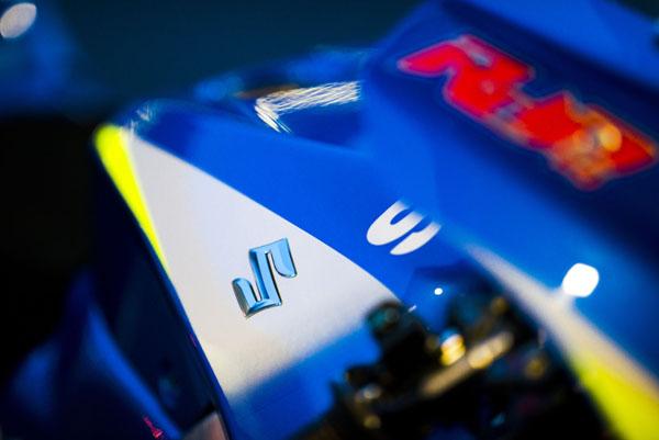 Suzuki的新直列四缸MotoGP原型��