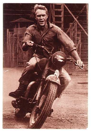 "Triumph""史蒂夫-麦奎因""限量版摩托车"