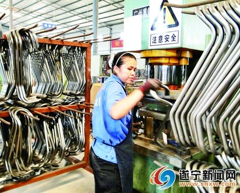 """""""安居造""""摩托车钢圈占领重庆市场40%份额"""