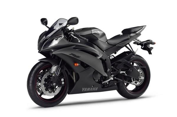 "Yamaha2014'YZF-R6""赛车蓝"""