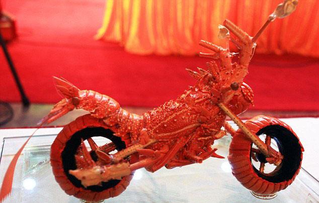 世界真奇妙���r也能打造摩托�