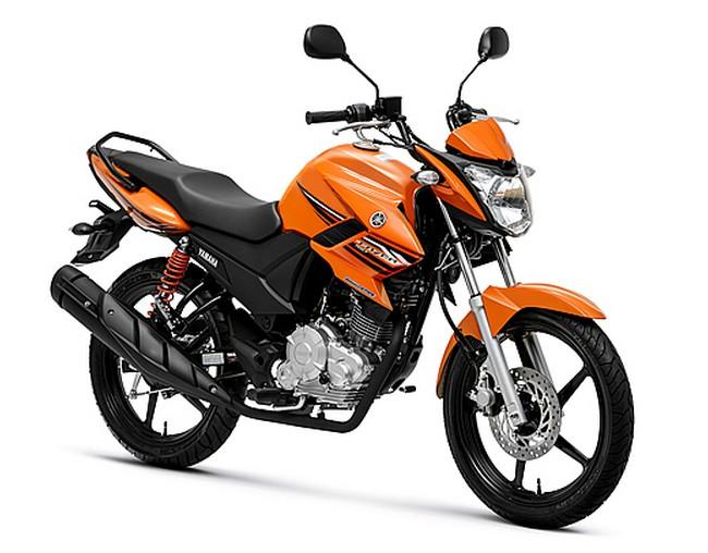 Yamaha向巴西市场发布YS150FazerBlueFlex