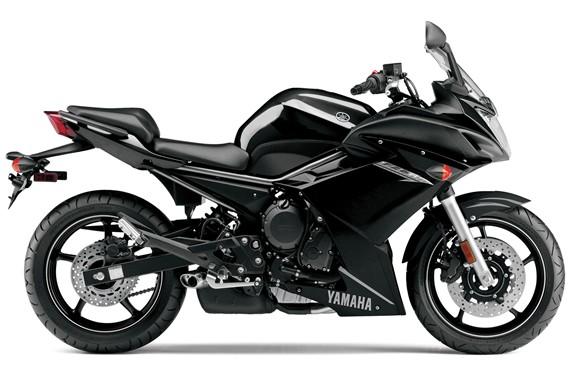 雅马哈 Yamaha2014'FZ6R(美国版)