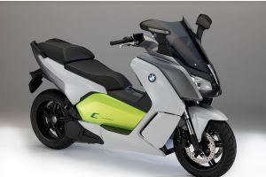BMW C EVOLUTION整车外观(9张)