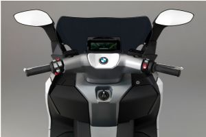 BMW C EVOLUTION局部细节(13张)