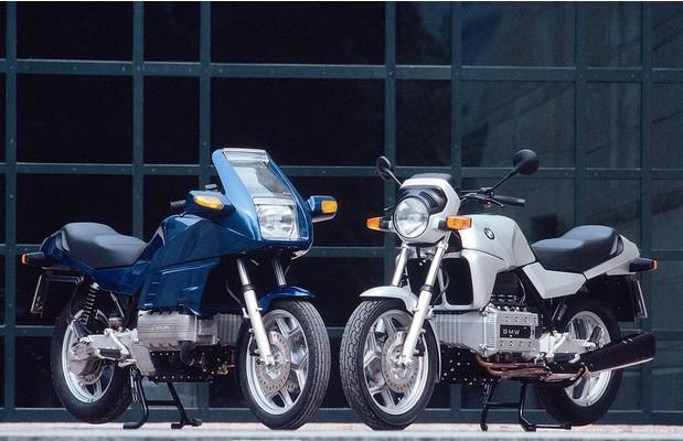 向K系致敬BMWK系车款成立30周年
