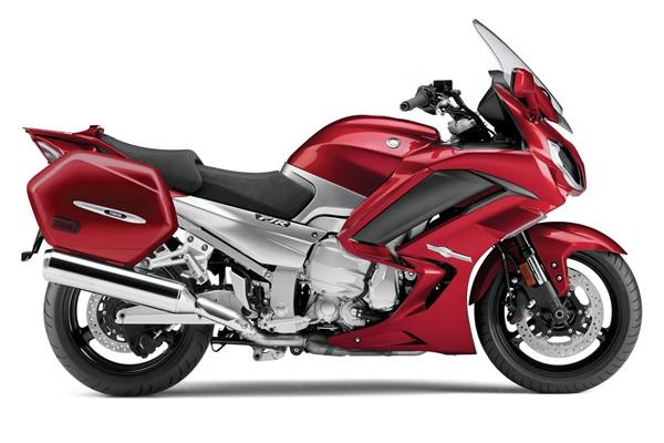 新增电子悬挂:Yamaha2014'FJR1300ES美国版