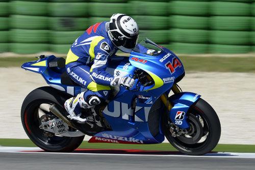 Suzuki车队展开新一轮测试