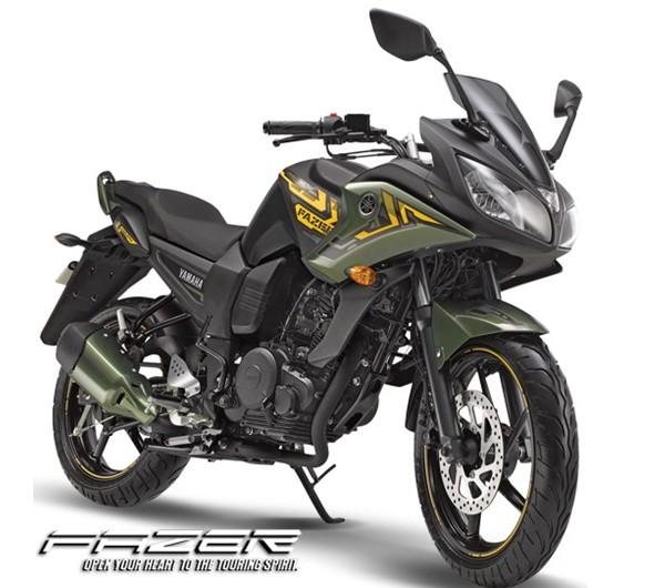 印度YamahaFZ-16S、Fazer16限量版